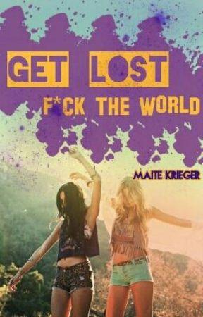 GET LOST by Maiteinblack
