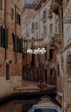 desolate ☾poe dameron by locojaymee