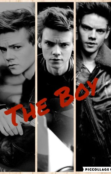 The Boy (Thomas Brodie Sangster x Reader)