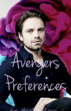 Avengers/Marvel Preferences by Haylie_Marie_