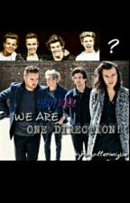 """4Boy1Girl""""We Are One Direction"""" by itsharryswoman"""