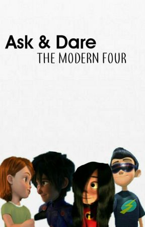 Ask The Modern Four by QueenOfLordes
