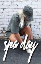 spa day ✧ s.w by wilksbabygurl