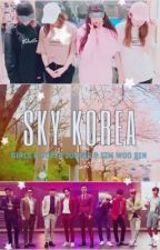 Under Of Sky Korea by x_nan09