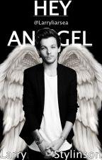 Hey Angel. by Larryliarsea