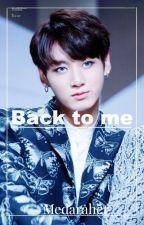 Back to me ↛ Jikook by Medaraher