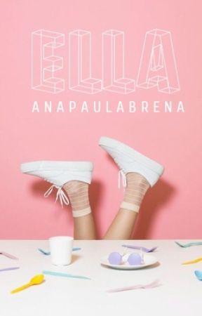 Ella; blog by P-dePau