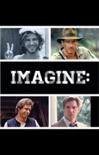 Harrison Ford Imagines by Aidanturnerimagines