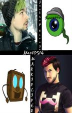 Markiplier And Jacksepticeye Imagines by mac10514