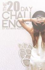 Twenty day challenge. by CrayolaCreation