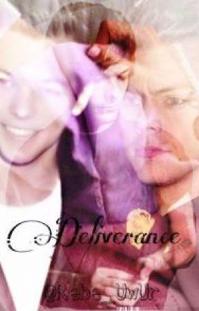 Deliverance.  L.S  AU Omegaverse by LouButterfly