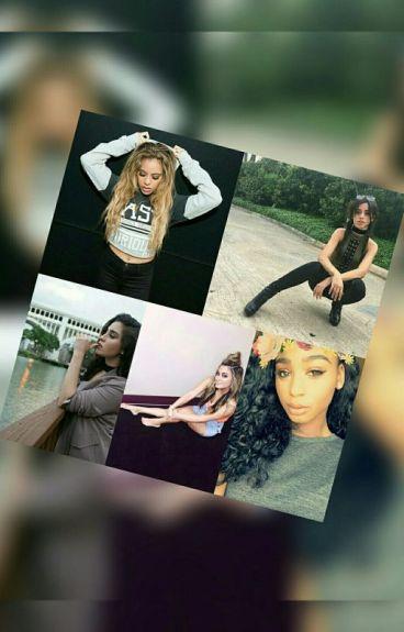 Text message/ Fifth Harmony