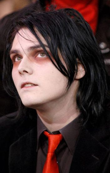 Gerard Way X Reader