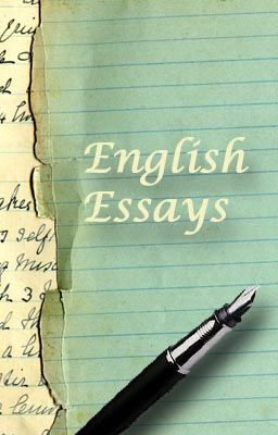 Essays about english