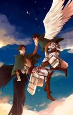 Angels vs Demons (Ereri) by _BlueGoo_