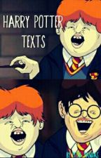 HARRY POTTER TEXTS by PIZZA_PANDAS