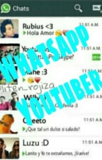 Whatsapp Youtuber (youtubers y tu)