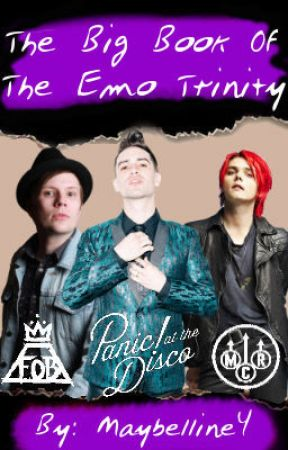 0bdfd8b250ac The Big Book of The Emo Trinity - YOU WANT PANIC! TICKETS??? + my pray for  the wicked album review! - Wattpad