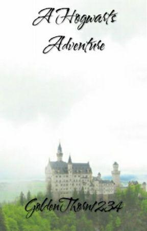 A Hogwarts Adventure by AveaReigns1234