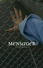 mensager; cellbit  by oursad
