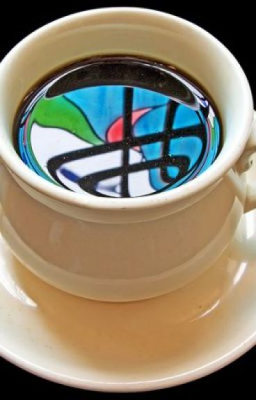 Bugs In My Coffee by MishaHicks