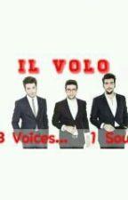 IL VOLO (Traduced in English) by Mrs_Barone24