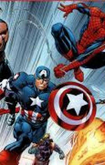Spiderman And The Avengers - CookieMuncher3001 - Wattpad