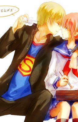 Đọc truyện Tôi yêu anh/em_ Kẻ thù của tôi! ( Okita x Kagura)