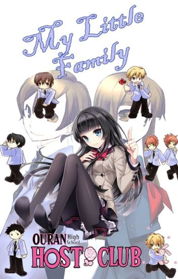 My Little Family - Ouran HighSchool Host Club