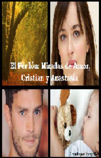 El Perdón: Miradas de amor, Cristian y Anastasia (2 T)