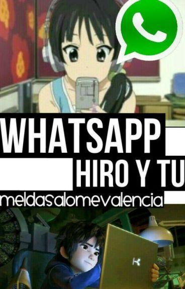 whatsapp hiro y tu (COMPLETA)