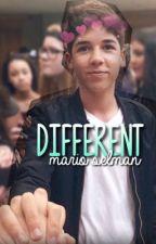 different [mario selman] by pacificmarais