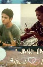 Janji Hati (Aliando & Prilly) by lidyaSTORIES