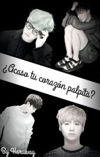 ¿Acaso tu corazón palpita? ★ Yoonmin ★ by Haruway