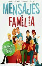 Mensajes de familia. by myfootprint