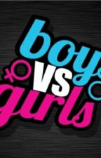 Boys Vs Girls by Edmundwks