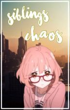 Siblings Chaos by _trashmooooo_