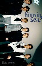 Kimsin Sen !?[exo]  by hwa-youngg