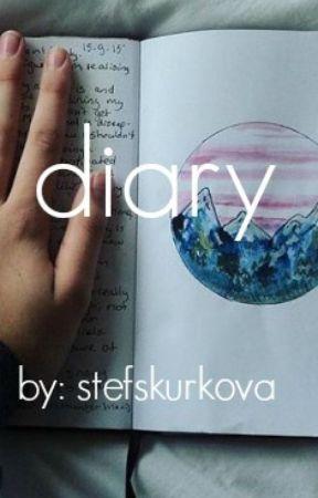 diary  texting  ✔ by StefSkurkova