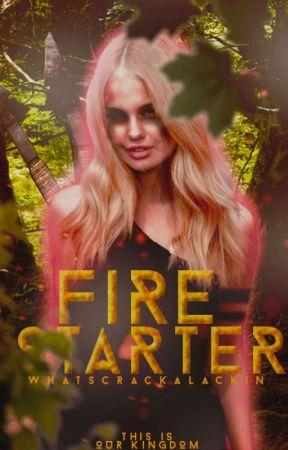 Fire Starter ♔ Bellamy Blake [1] by WhatsCrackaLackin