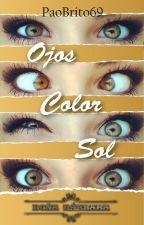 Doña Bárbara: Ojos Color Sol. by paobrito69