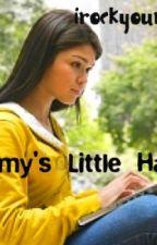 Mummy's Little Hacker by irockyourworld