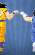 Goku X Reader X Vegeta(slow Update Sorry) by shadgirlgamer