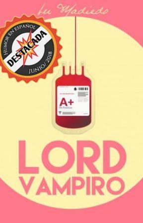 Lord Vampiro by lumadiedo