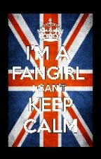 I'm a Fangirl, I can't Keep Calm! by Sternchen25325