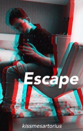 Escape || Jacob Sartorius [COMPLETED] by kissmesartorius