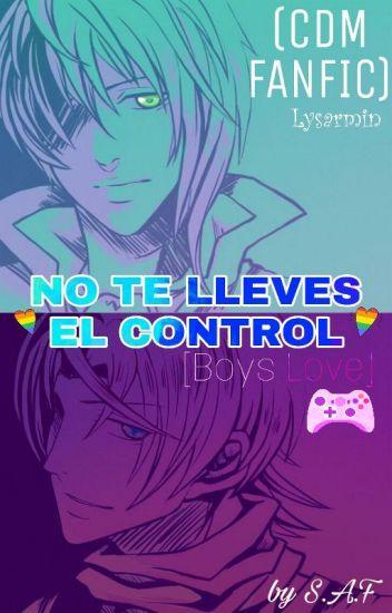 [CDM Fanfic] No te lleves el control ~ Lysandro X Armin FANFIC (BL)