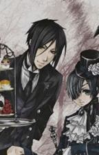 Black Butler x Modern reader by Kawiakittychan