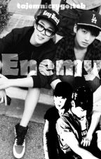 Enemy | JiKook Fanfiction by tajemniczygostek