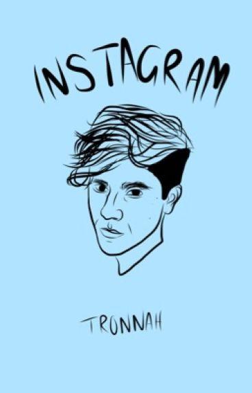instagram || tronnor au